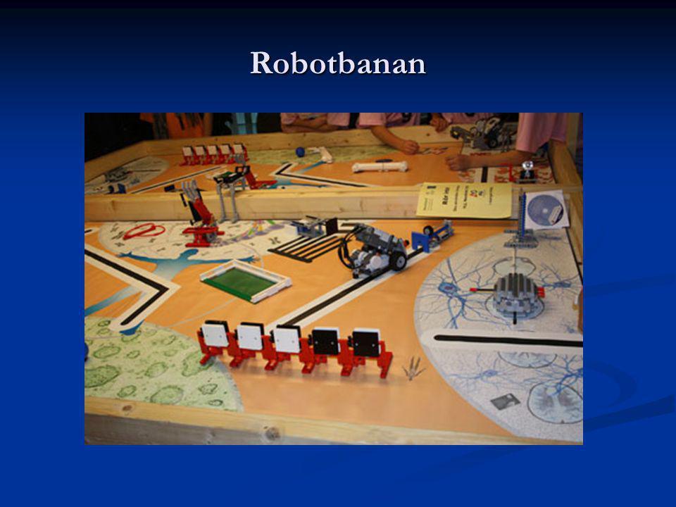 Robotbanan