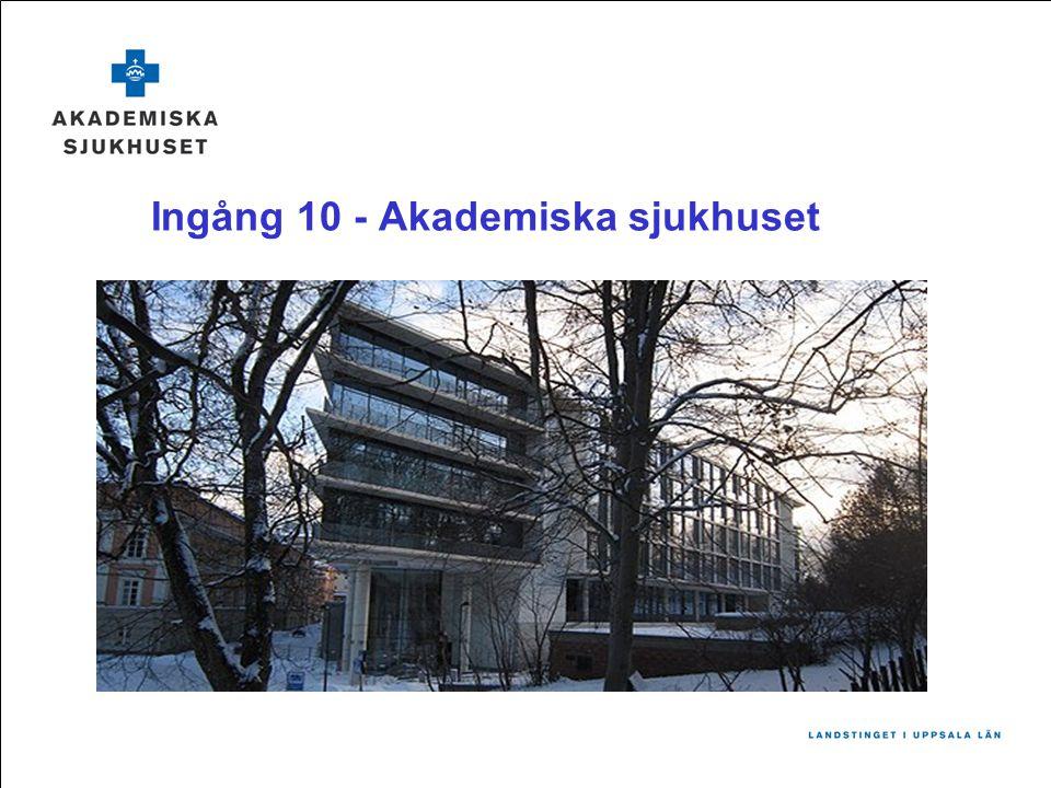 Ny mötesplats för vård, forskning och utbildning!