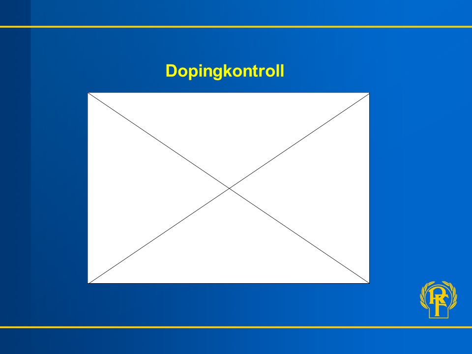 Dopingkontroll