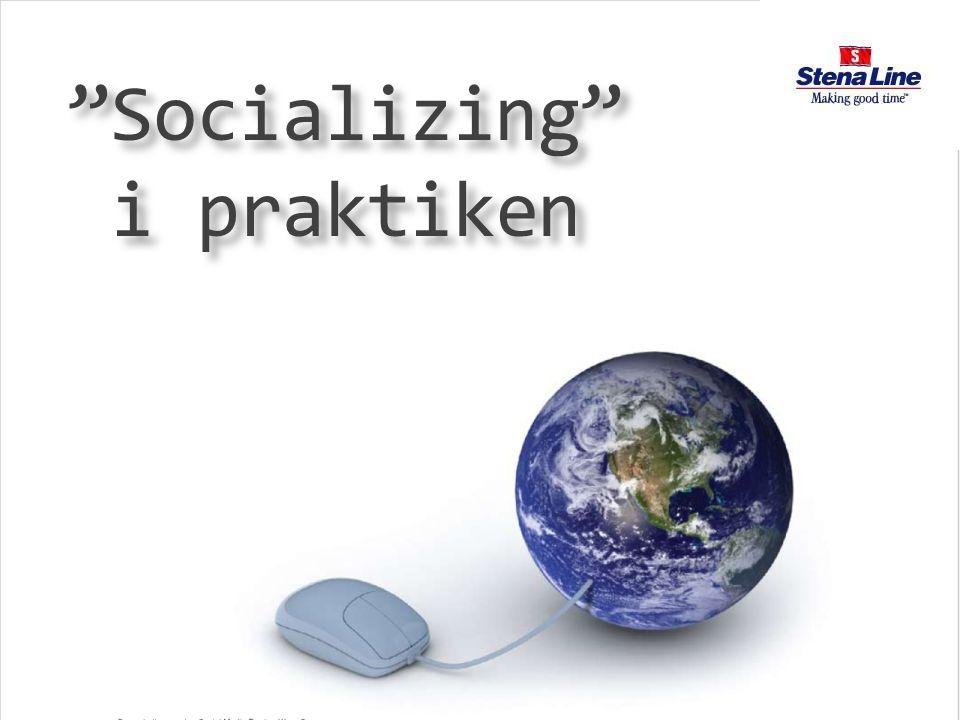 Socializing i praktiken