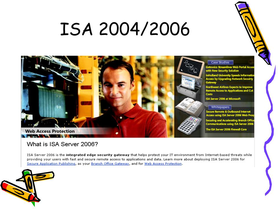 ISA 2004/2006