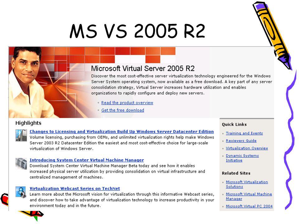 MS VS 2005 R2