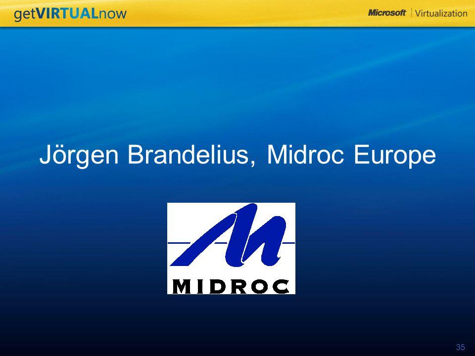 35 Jörgen Brandelius, Midroc Europe