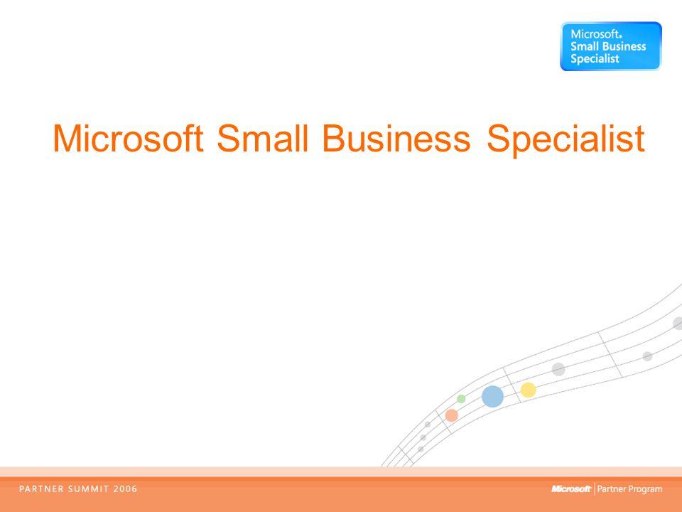 Microsoft har lanserat ett initiativ för partner som arbetar med småföretag.
