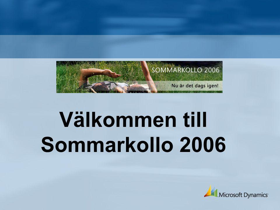 Välkommen till Sommarkollo 2006 2006