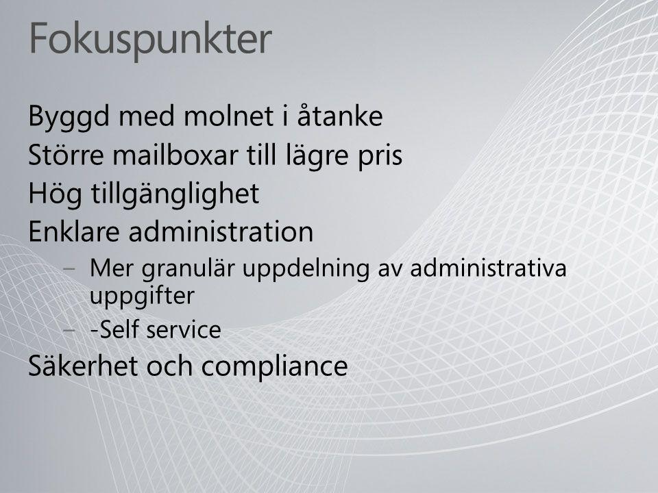 Övrigt att veta för administratörer x64 only.