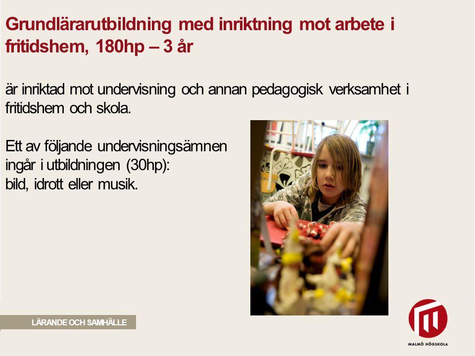 F ÄMNES- OCH YRKESLÄRAREXAMINA fr.o.m.
