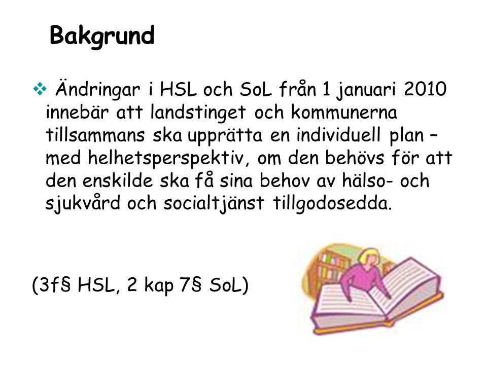 Specialiserade vården Primärvården Ordinärt boende Särskilt boende GAP