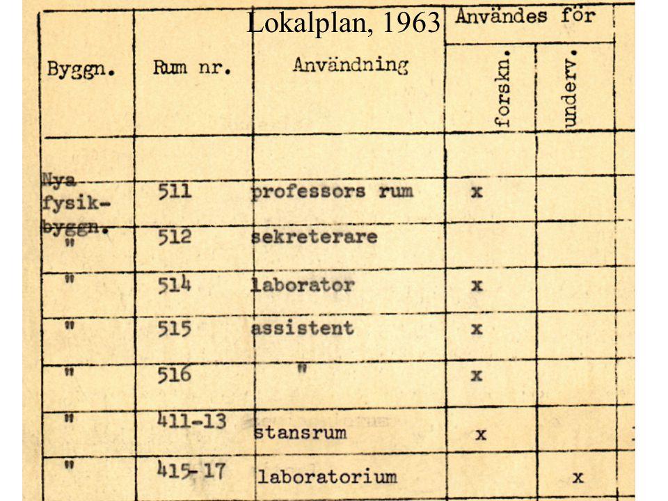 BESK - hålremsor och elektronrör Tekniska muséet öppnade sin avdelning för datorhistoria tre år innan KTH startade datateknikutbildningen 1983 (Svante Lindqvist, professor i teknikhistoria, 90-tal)