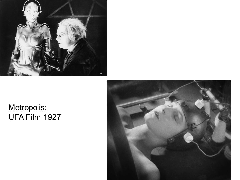 Metropolis: UFA Film 1927