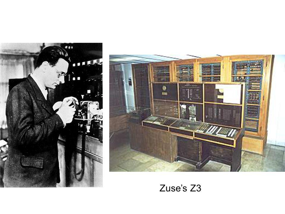 Zuse's Z3