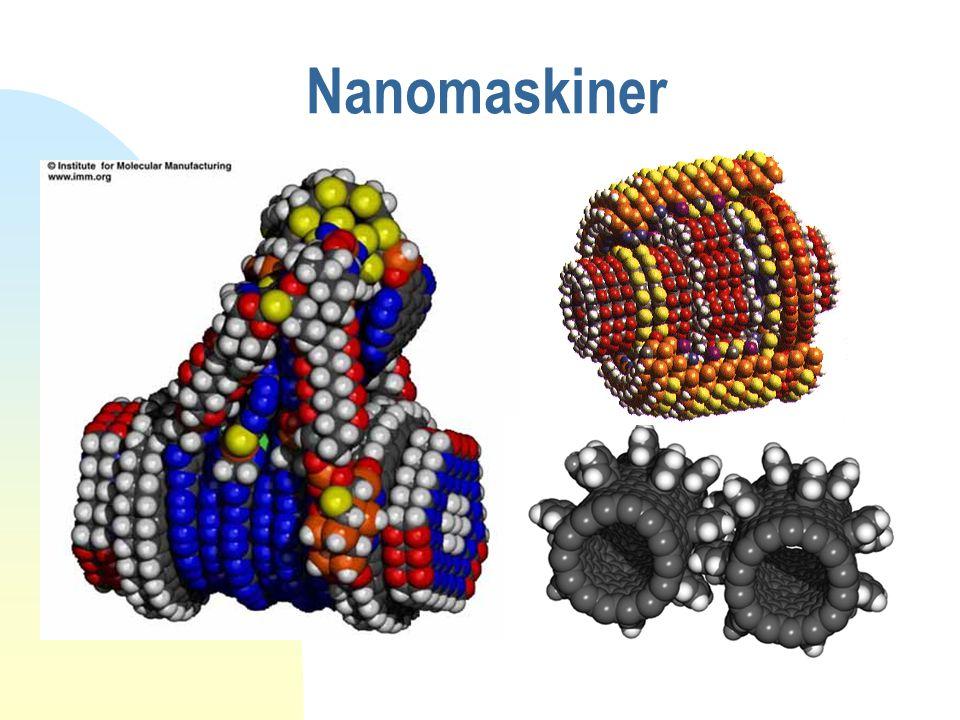 Nanomaskiner