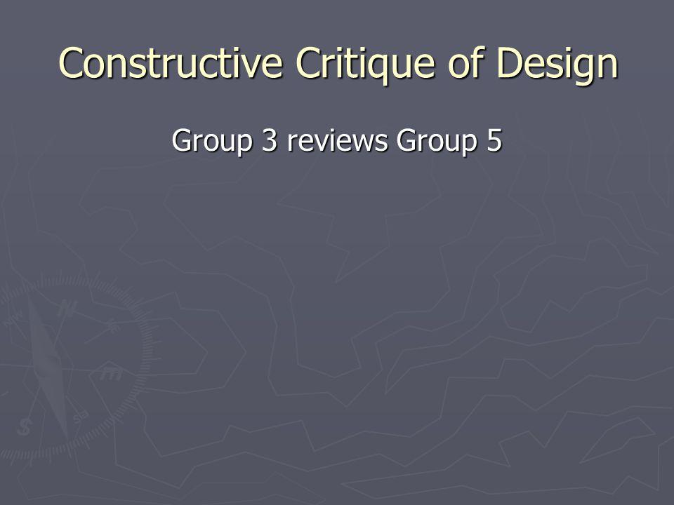 1.structure and readability  Designen är lätt att förstå utifrån rapporten.