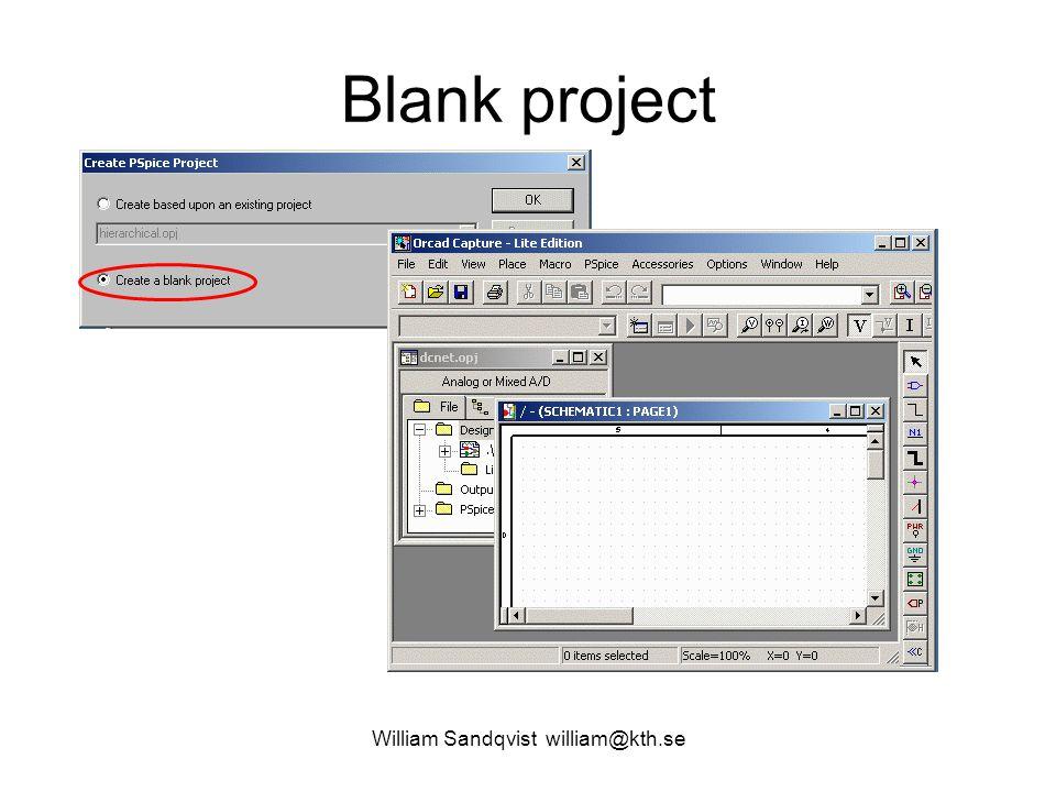 William Sandqvist william@kth.se Blank project