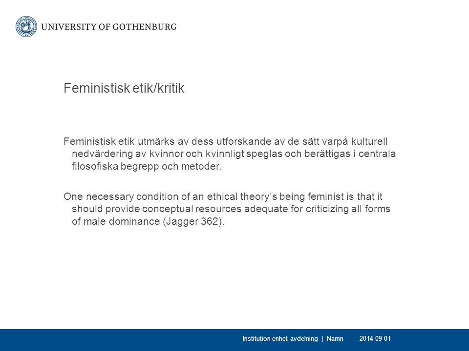 Filosofihistorien: Grundläggande problem 1.Historisk uteslutning av kvinnor.