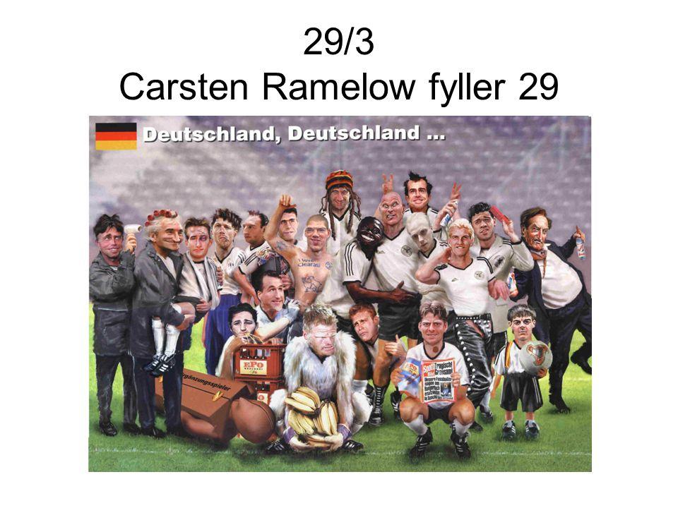 29/3 Carsten Ramelow fyller 29