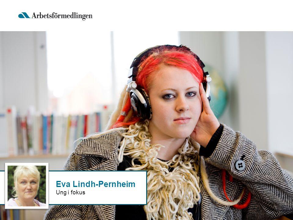 Eva Lindh-Pernheim Ung i fokus
