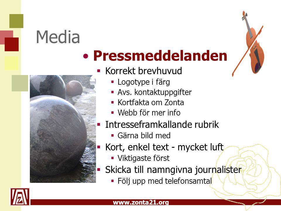www.zonta21.org Dalademokraten 2007-05-24