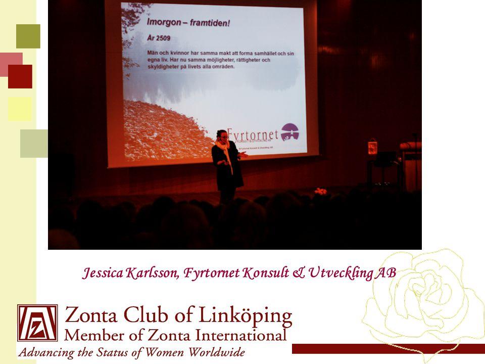 Jessica Karlsson, Fyrtornet Konsult & Utveckling AB