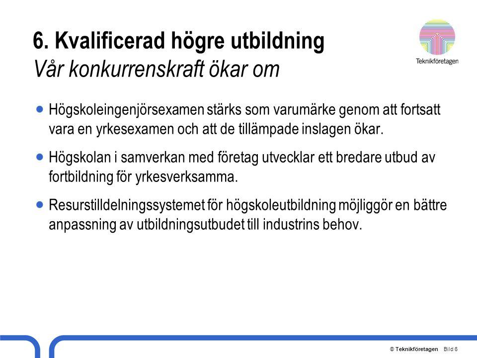 © Teknikföretagen Bild 7 i Dalarna