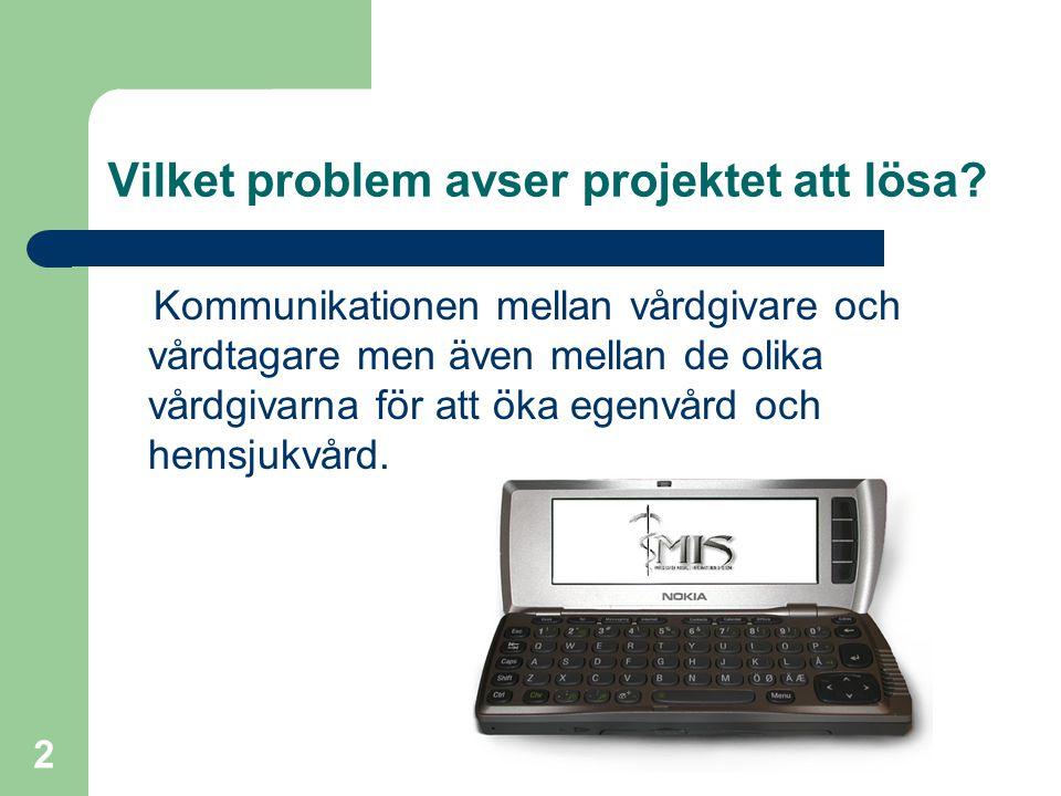 3 Syfte Ökad tillgänglighet – Ex.komplettera telefonkontakt med asynkron kontakt.