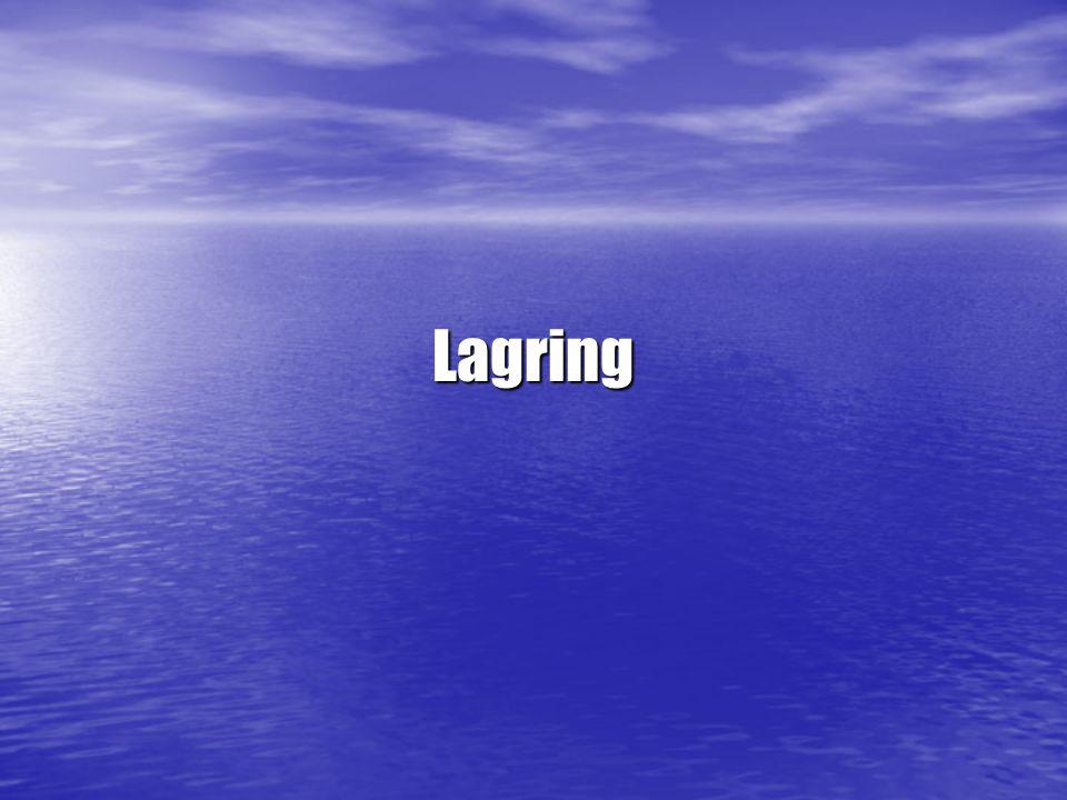 Lagring