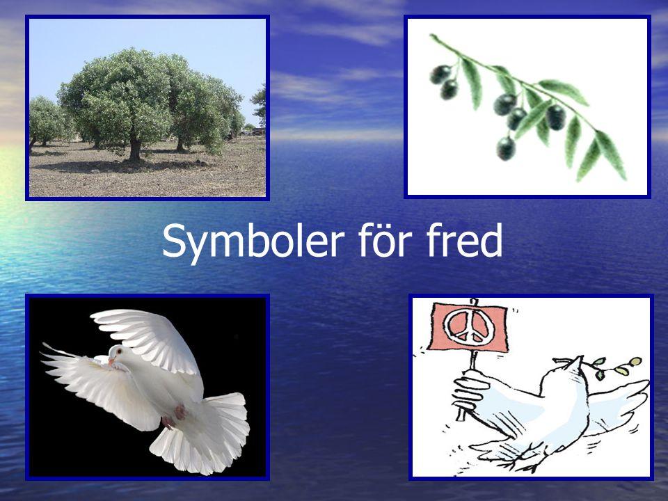 Symboler för fred