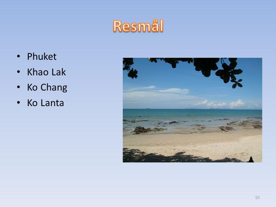 Phuket Khao Lak Ko Chang Ko Lanta 10