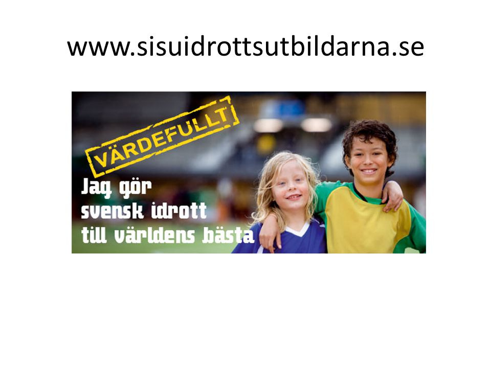 www.sisuidrottsutbildarna.se