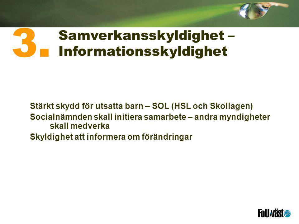 Gemensam kompetensutveckling Årligen med gemensamt innehåll för hela länet 4.