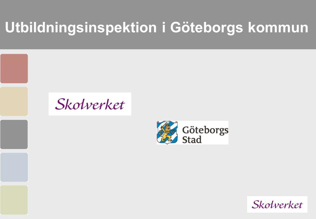 Utbildningsinspektion i Göteborgs kommun