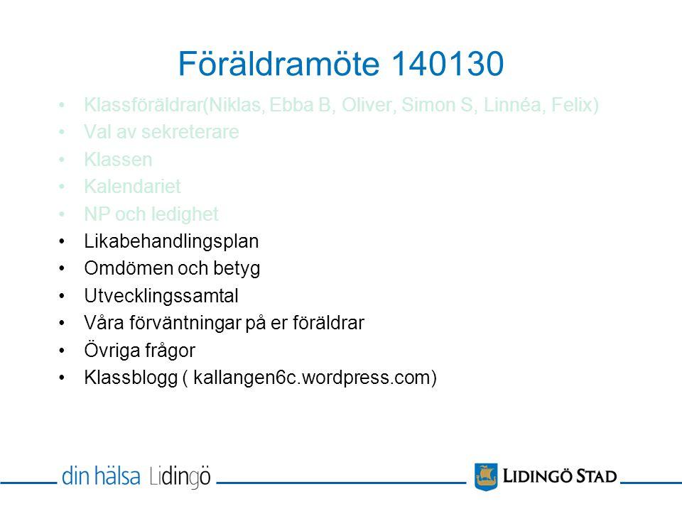 Källängens skolas hemsida http://www.lidingo.se/kallangen/ Om källängens skola -Bra att veta - Likabehandling - Likabehandlingsplan