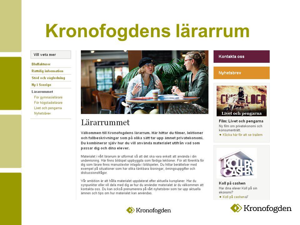Telefon 0771-73 73 00 www.kronofogden.se