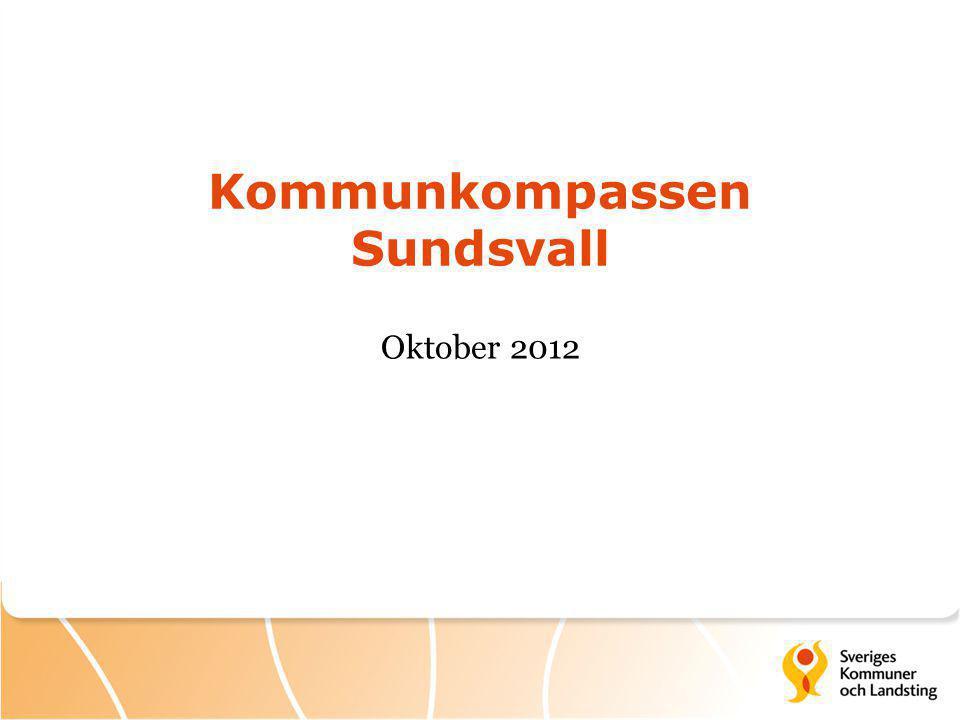 Kommunkompassen Sundsvall Oktober 2012
