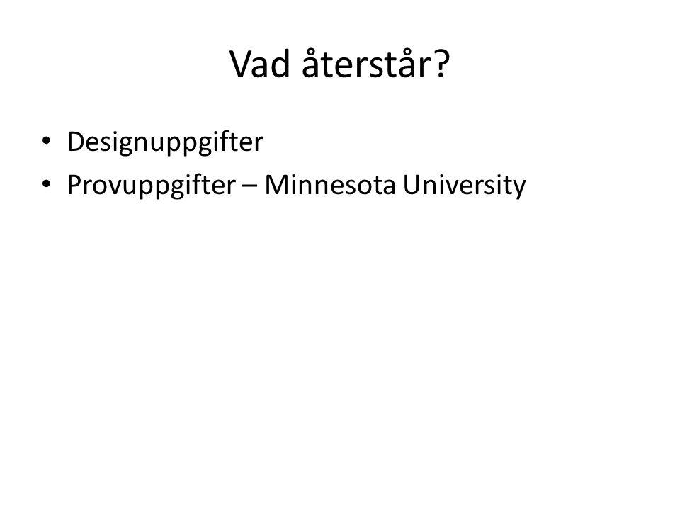 Summativ bedömning Laborationer Presentationer ProvDiskussionBetyg