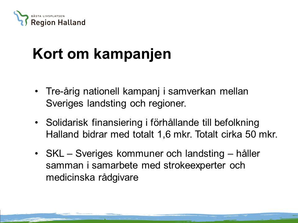 Region Hallands egna kanaler Invånartidningen Halland – bästa livsplatsen.