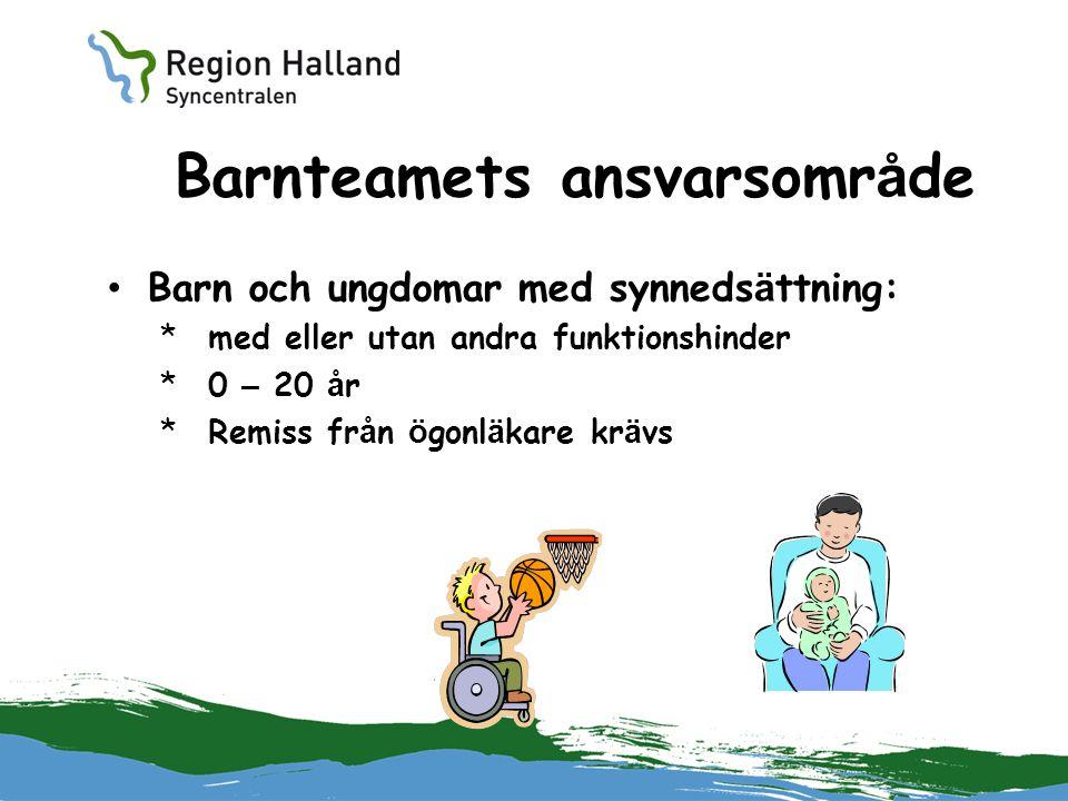 Det h ä r ä r Ida och Rasmus Tv å vanliga syncentralsbarn