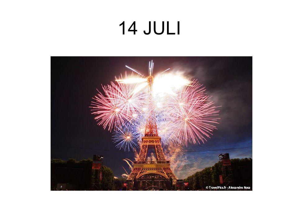 14 JULI