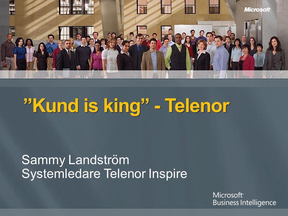 Sammy Landström Systemledare Telenor Inspire