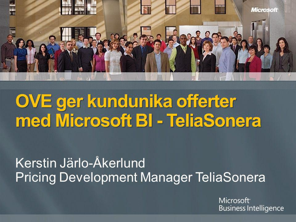 Kerstin Järlo-Åkerlund Pricing Development Manager TeliaSonera
