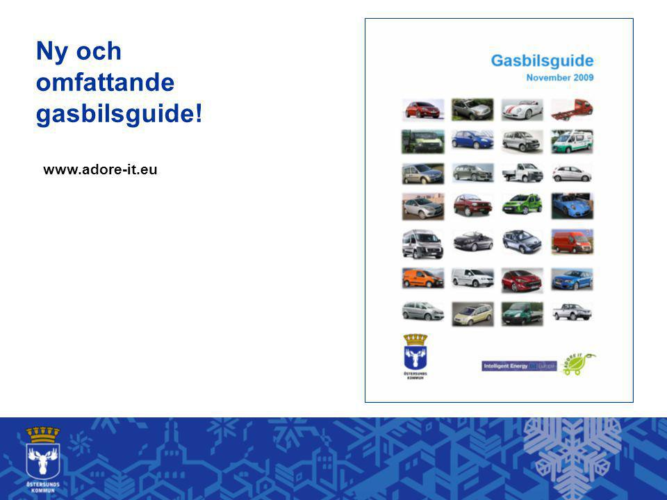 Ny och omfattande gasbilsguide! www.adore-it.eu