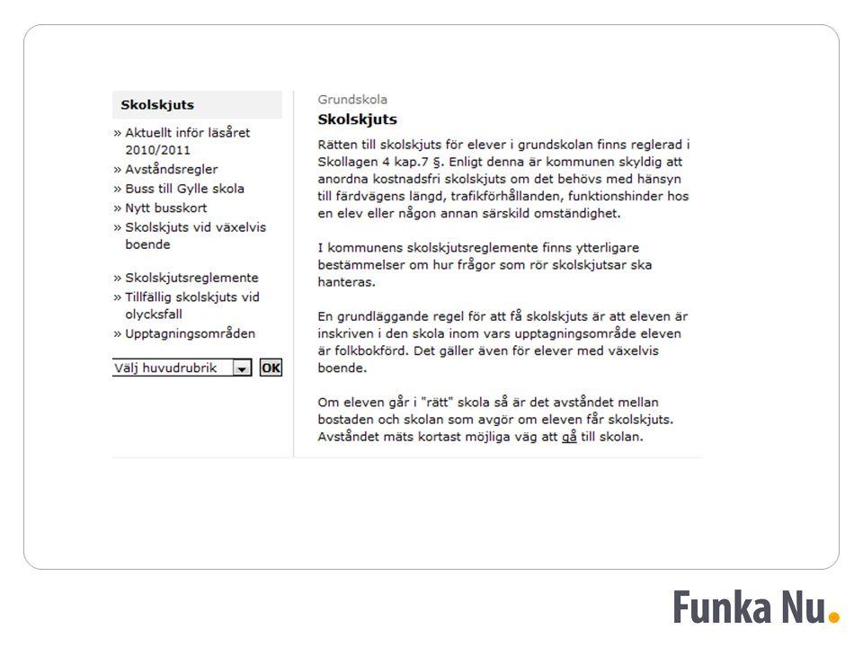 Botkyrka Grundpoäng: 3 Begripligt Lätt att hitta 7 p Anmärkning Använder begreppet närområdet utan att definiera vad det är.