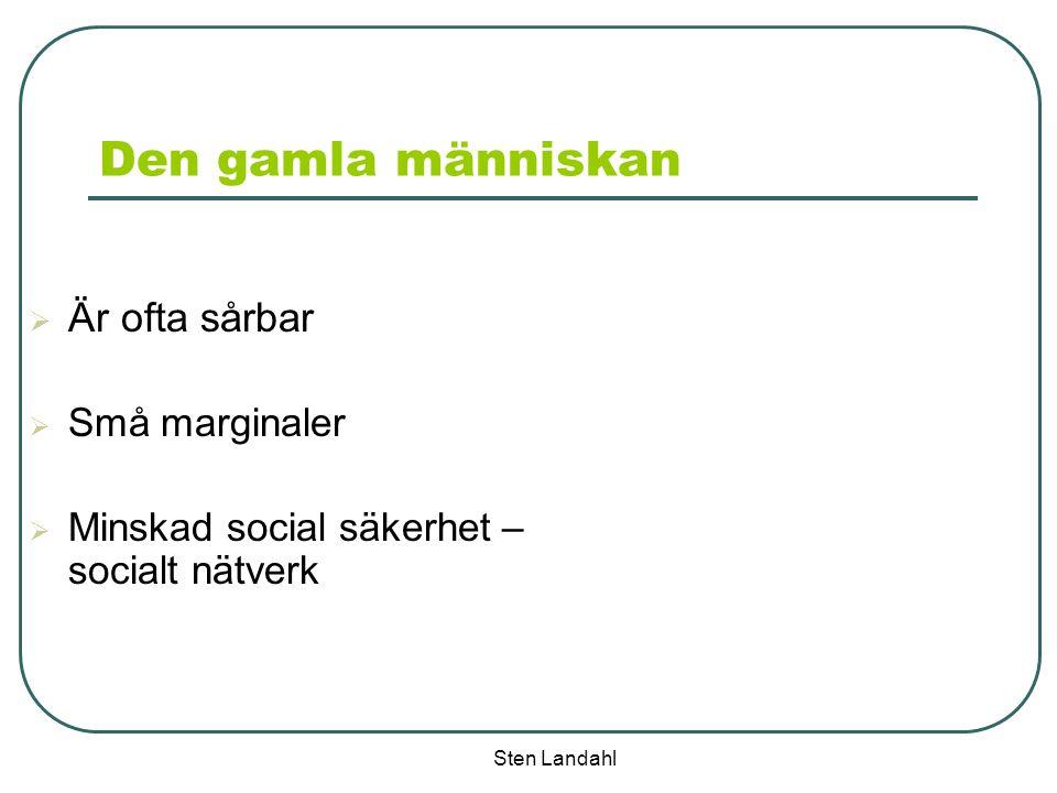 Sten Landahl Förbättringsarbete Alla studier/projekt/insatser bör ha en klar målsättning avseende vilket mätbart resultat man vill uppnå bör identifiera det problem man vill åt Bör utvärderas