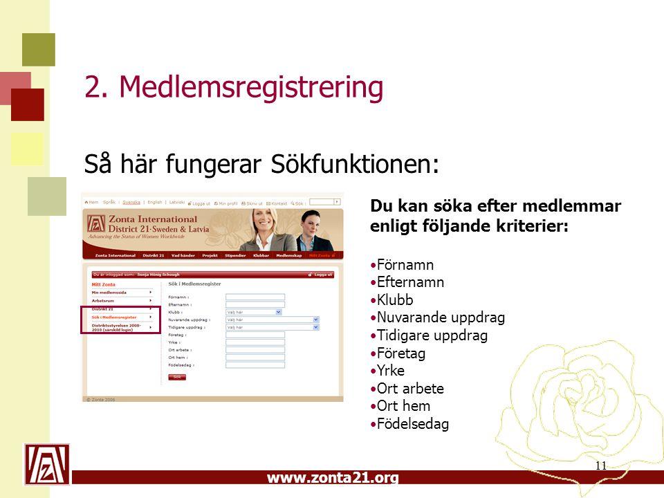 www.zonta21.org 11 2.