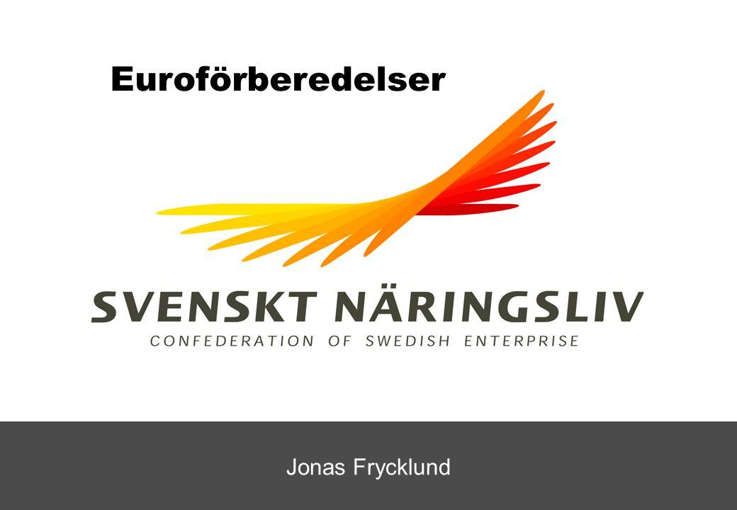 Euroförberedelser Jonas Frycklund