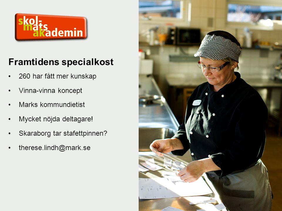På G i skolmatslandet Sverige Skånsk Skolmatsakademi Nationellt kompetenscentrum Celiakiförbundet på frammarsch Skolmatsgastro!