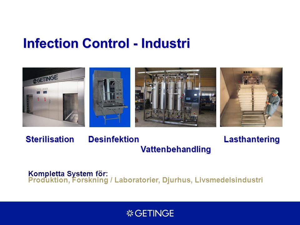 LasthanteringDesinfektionSterilisation Vattenbehandling Vattenbehandling Kompletta System för: Produktion, Forskning / Laboratorier, Djurhus, Livsmede