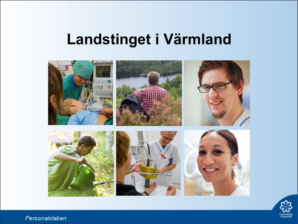 Personalstaben Landstinget i Värmland