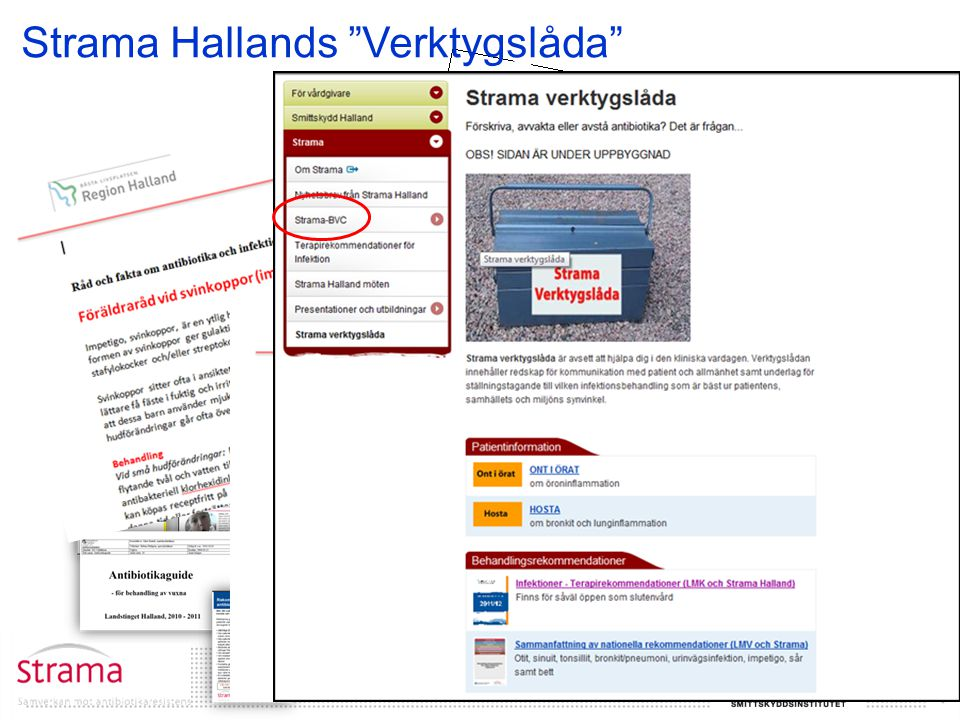 "Strama Hallands ""Verktygslåda"""