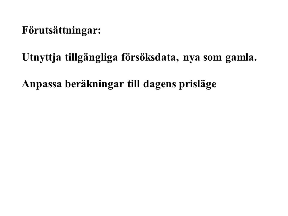 FOSFORFRÅGOR FRAMÅT.